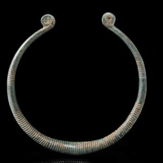 Bronze Age Torc