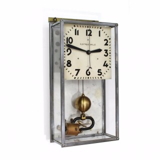 Brillié electromagnetic antique Electric Clock