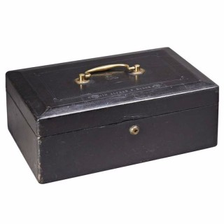 Capt. Alfred Ryder's Dispatch Box