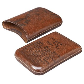 Named Cigar Case