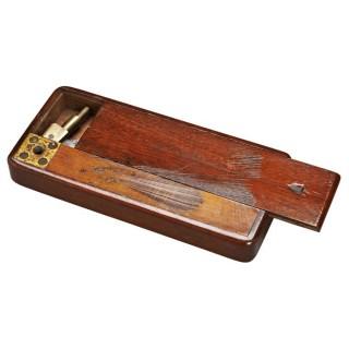 Portable Snuff Cutter