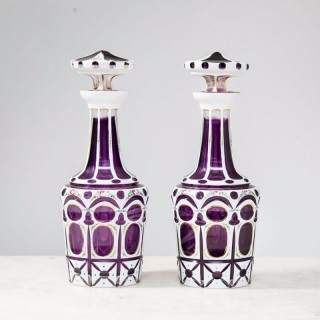 Overlay Decanters