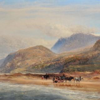 Charles Thomas Burt.  The Beachcombers.