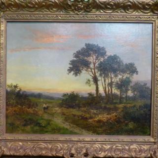 Daniel Sherrin.  A Walk on the Heath.