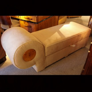 Art Deco Daybed