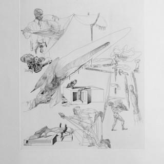 Cranes Mous et Harpe Cranienne