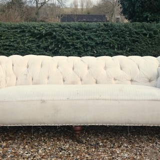 Large Chesterfield Sofa Made By Howard And Sons Of London