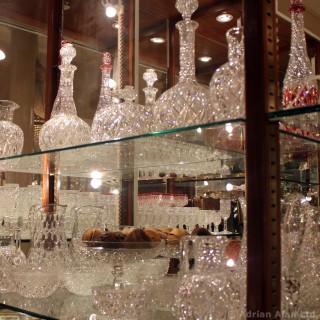 Exceptional 127 Piece 'Lorient' Table Service by La Compagnie des Cristalleries de Baccarat