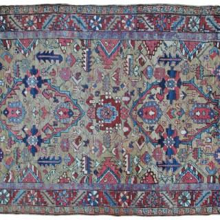 Antique Bakshaish rug