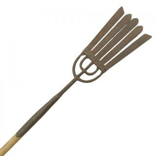 Fishing,  Eel Spear, Fish Spear.