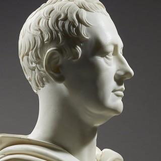 Marble Portrait Bust