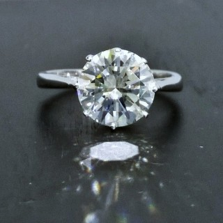 Diamond 3.20 carat  ring