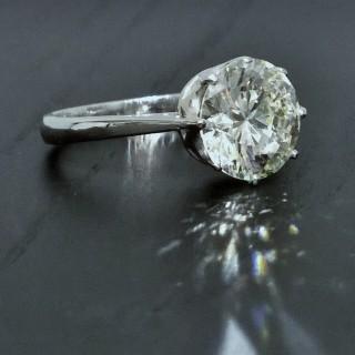 Diamond 3.20 carat  ring