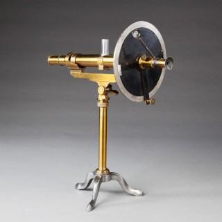 A Saccharimetre A Penombres By Jules Duboscq