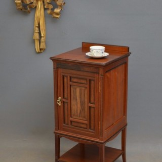 Exquisite Lamb of Manchester Bedside Cabinet