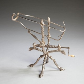 A French Wine Cradle