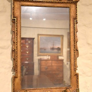 A Fine George I Wall Mirror of William Kent Design