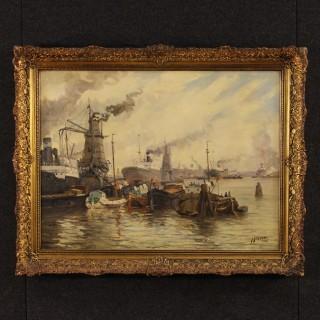 20th Century Dutch Painting