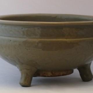 Ming Celadon Censer