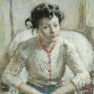 ARTHUR RALPH MIDDLETON TODD, RA, RWS (1891-1966) - MARIETTA