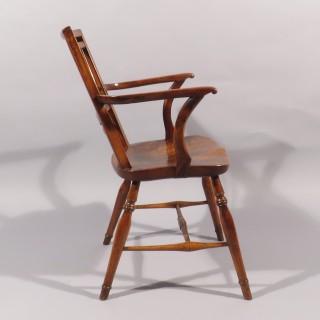 A Late 18th Century Mendlesham Chair