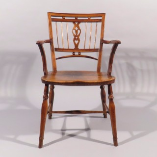 A Late 18th Century Mendlesham Chair
