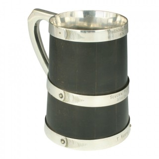 Tewkesbury Regatta Rowing Tankard