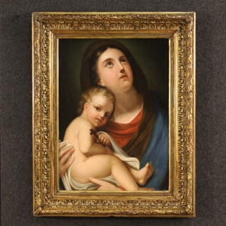 18th Century French Religious Painting