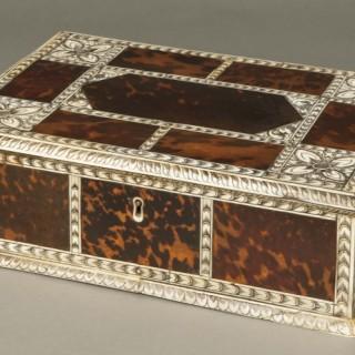 18th Century Indo-Portuguese Box