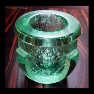 Rare DAUM Art Deco Vase