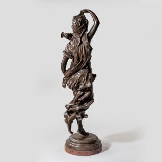 A fine 19th Century bronze