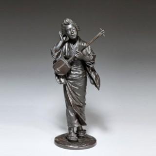 Bronze, Meiji period