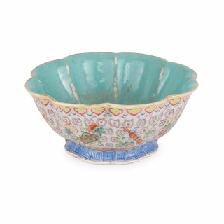 Chinese antique porcelain bowl, Dao Guang period