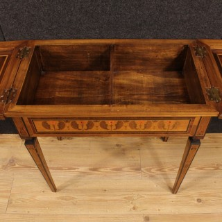 20th Century Italian Inlaid Side Table