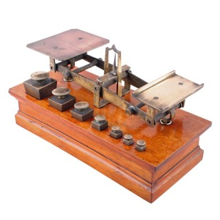 Ratcliff of Birmingham Postal Scales