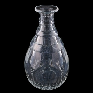 Edwardian Glass Magnum Decanter