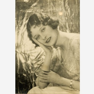 An original Cecil Beaton photograph of Lady Anne Wellesley