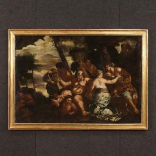 18th Century Italian Mythological Painting