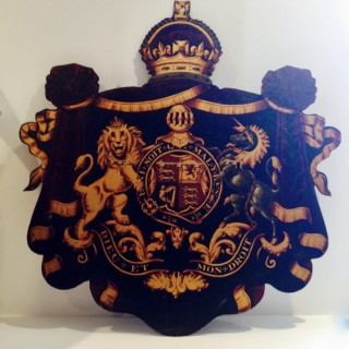C19th Royal Coat of Arms