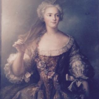 C18th Pastel: Madame Sophie de France.