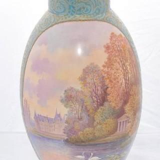 Large 19th Century Sevres vase