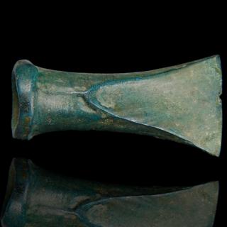 Rare Bronze Age miniature axe