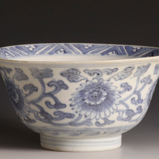 Kangxi Blue and White Bowl