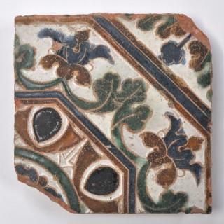 Earthenware Tile