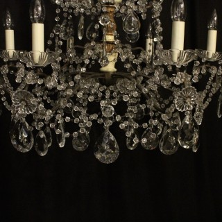 Florentine 6 Light Antique Chandelier