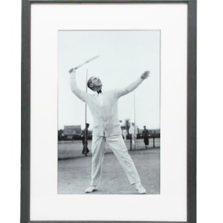 VINTAGE / ANTIQUE TENNIS PHOTOGRAPH