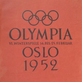 Olympia 1952 Picture Album