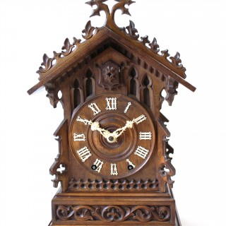 8-day Beha cuckoo clock - model 510