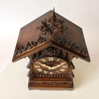 8-day Beha cuckoo clock - model 510