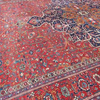 Antique Karaja carpet